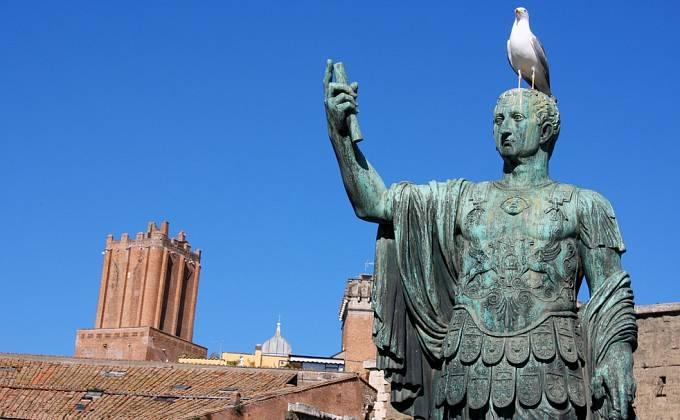 Prostý lid Nerona překvapivě miloval.
