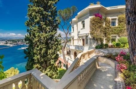 Sean Connery prodává vilu v Nice