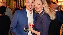 Alena Antalová s manželem