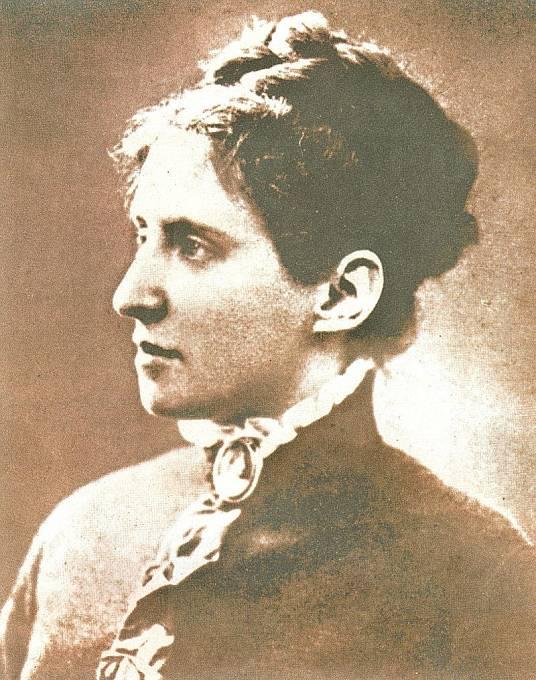Charlotta Garrigue-Masaryková zaujala vzdělaností.