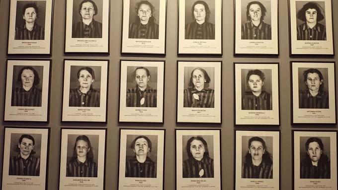 Oběti z Osvětimi