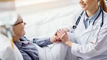 Rose Marie nebývala nemocná. Nebylo moc šancí, kdy by lékaři zjistili, že je něco špatně.
