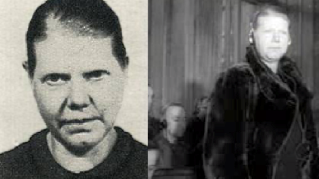 Alice Orlowski byla považována za jednu z nejbrutálnějších dozorkyň. Byla souzena v procesu Osvětim společně s Hildegard Lächert.