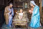 Josef je tradičně považován za Ježíšova pěstouna, nikoli otce.