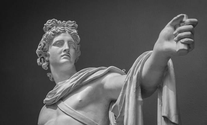 Řecký ideál prosazoval jednotu ducha a těla.