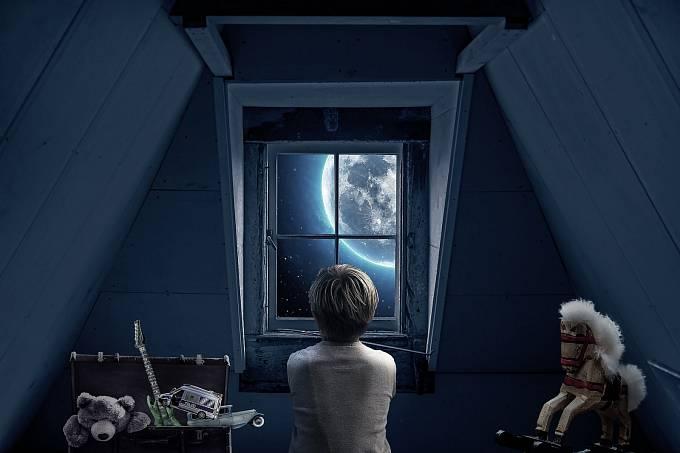 Děti si vzpomínky tvoří, ale mozek je vytěsní.