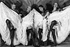 Až do 19. století byly kalhotky považovány za oblečení vhodné ledatak pro lehké děvy a tanečnice.
