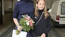 Aňa Geislerová s dcerou Stellou