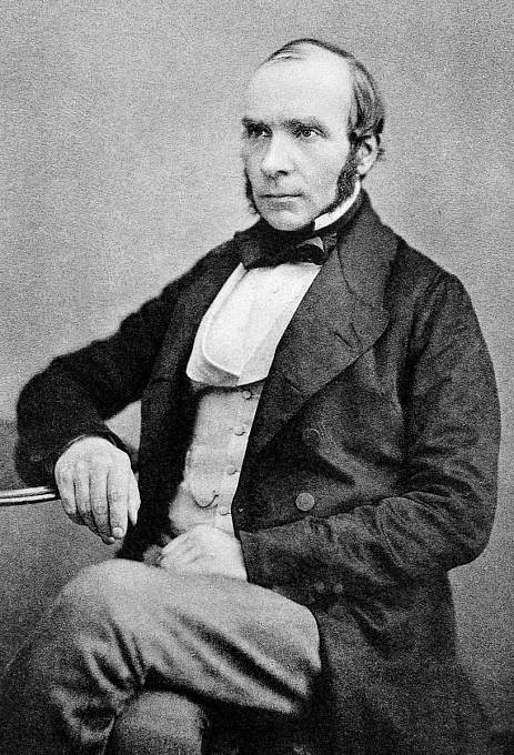 Dr. John Snow (1813-1858), britský lékař.