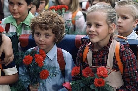 Dohromady se natáčelo zhruba dva a půl roku a především dětští hrdinové si natáčení užívali.