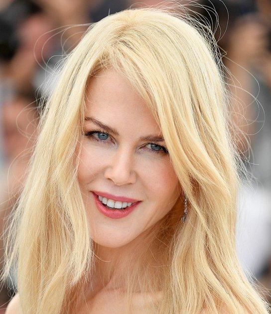 Nicole Kidman má po padesátce snad víc energie než kdy jindy.