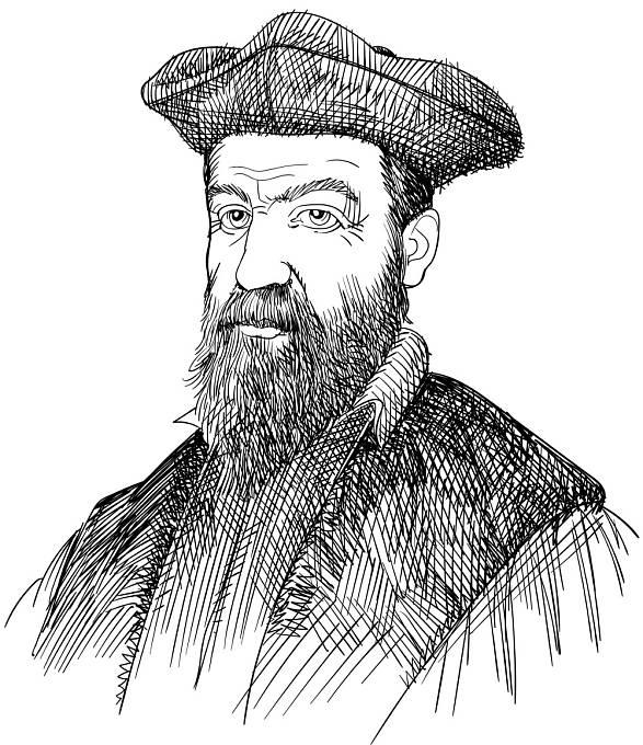 Obsah Nostradamova díla je značně zkreslován.