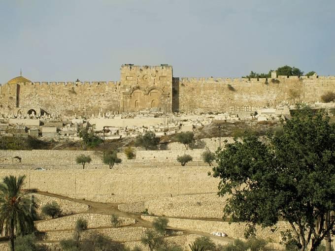Na území Izraele rozhodovali o všem muži.