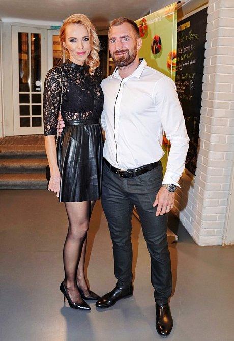 Hana Reinders Mašlíková s manželem
