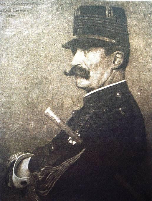 Jules Brunet v roce 1890