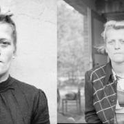 Hilde Lohbauer, kápo z koncentračních táborů Ravensbrück, Osvětim a Bergen-Belsen. Po válce byla odsouzena k desetiletému trestu odnětí svobody.