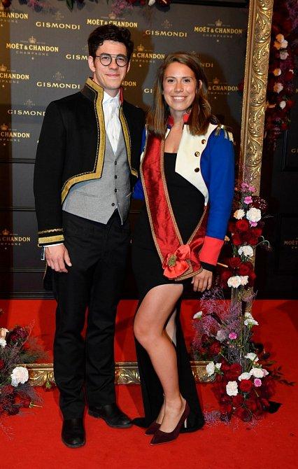 Eva Samková a Marek Adamczyk