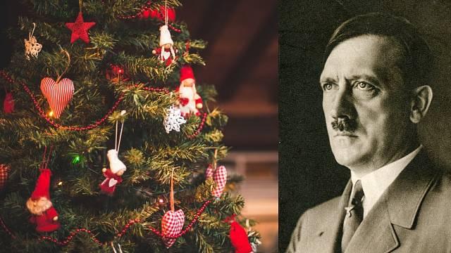 Hitler se snažil představit Vánoce jako svátky slunovratu.