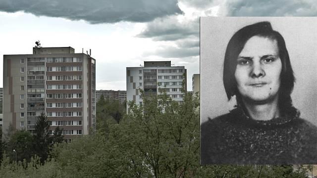 Antonín Vorel zavraždil starou ženu, která zabloudila na pražském sídlišti.