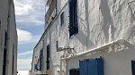 ČTVRŤ Sidi Bou Said se velmi podobá řeckému ostrovu Santorini.
