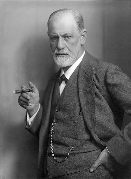 Sigmund Freud se nikdy nezbavil závislosti na doutnících.