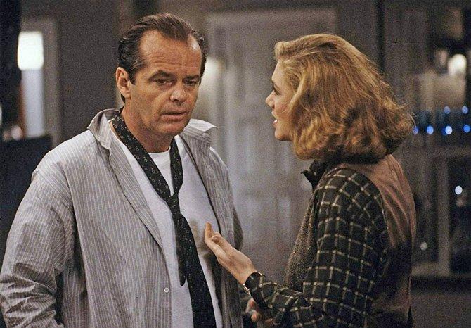 Jack Nicholson psal také scénáře a zkoušel i režii.