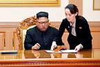 Sestra diktátora Kim Čong-una, Kim Jo-čong, je považována za druhou nejmocnější osobu Severní Korei.
