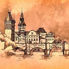 Požár, který zničil středověkou tvář Prahy