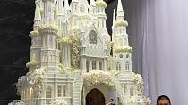 Renat Agzamov tvoří úchvatné dorty.