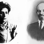 Fanny Kaplan a Vladimir Iljič Lenin