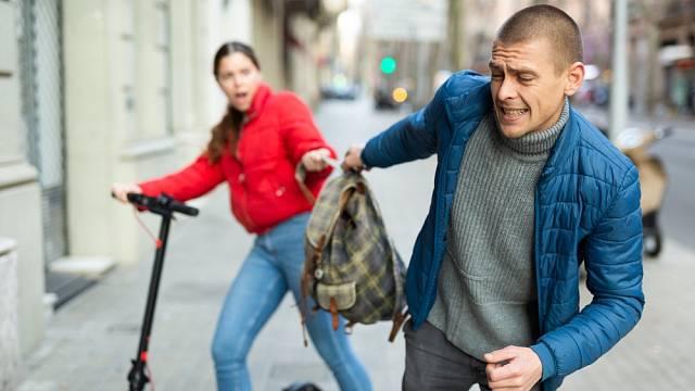 Pouliční zloděj