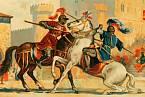 Turnaj v Itálii byl pro Karla IV. málem osudný.