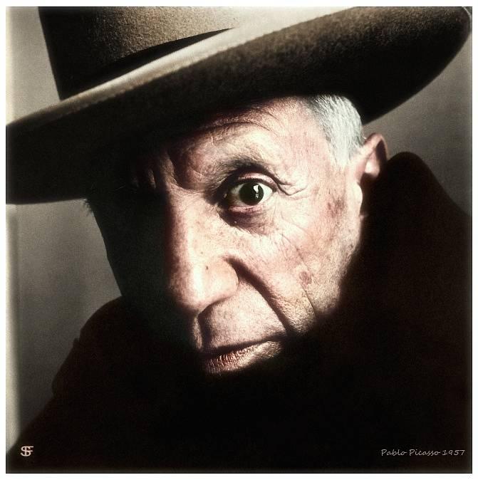 Pablo Picasso 1881–1973.