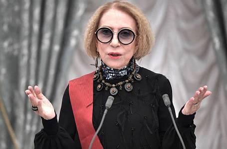 Inna Čurikovová, představitelka Marfuši