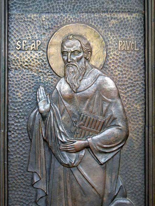 Apoštol Pavel považoval kontakt s opačným pohlavím za zdraví škodlivý.