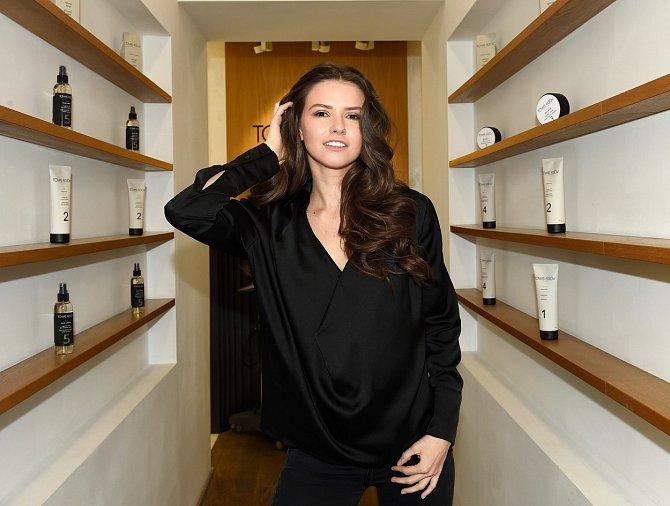 Dominika Branišová se od sedmnácti let věnovala modelingu.