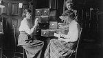 Podle tehdejších lékařů nebyly ženy během menstruace schopné konverzace.