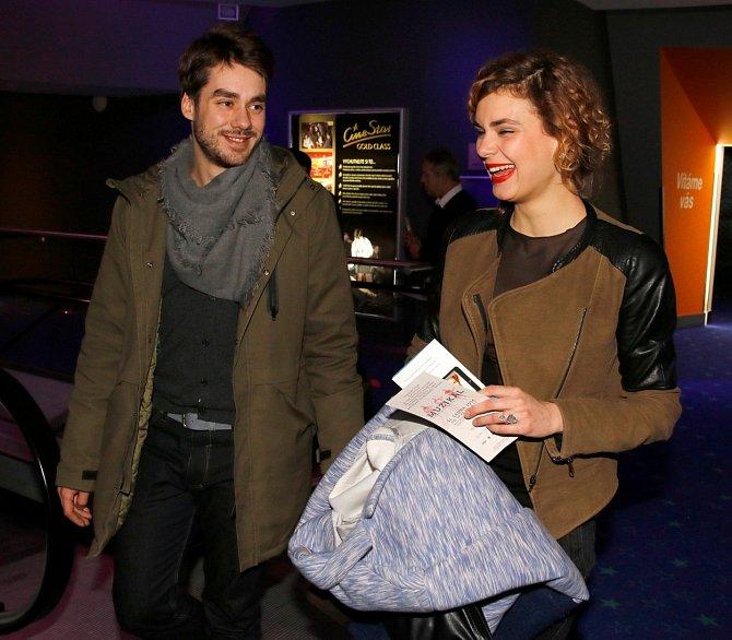 Patrik Děrgel a Markéta Děrgelová spolu hrají v oblíbeném seriálu Ordinace v růžové zahradě.