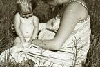 Byla svědkem smrti své sestry, synovce a neteře.