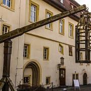 V Čechách se ujal zvyk máčet nepoctivé pekaře v řece.