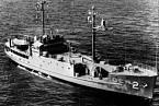 Loď byla zajata severokorejskými hlídkovými čluny