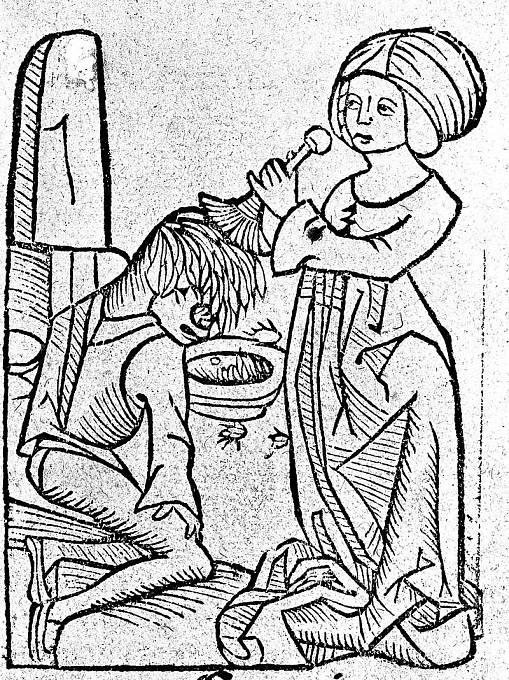 Ještě dvě století zpátky měli lidé s hygienou problém.
