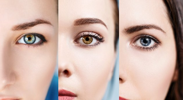 Přechod na zdravou stravu prý oči rozjasní.