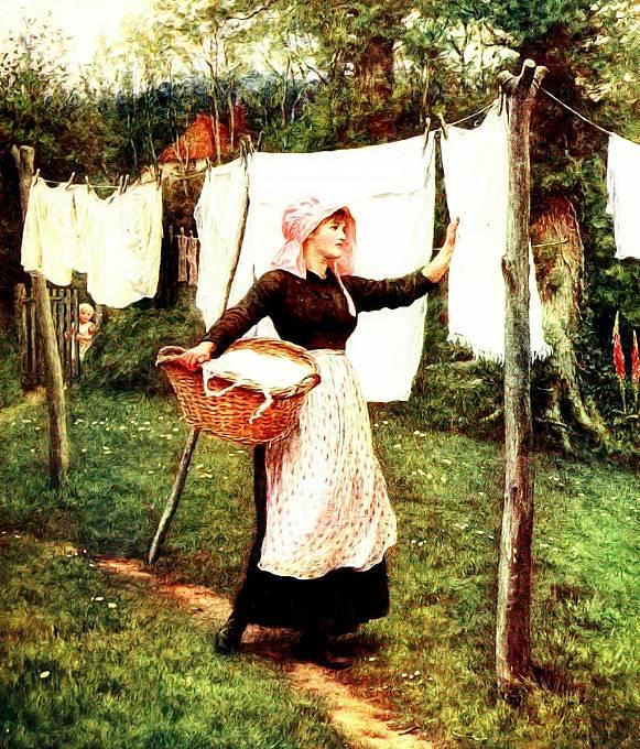 Ve viktoriánské Anglii mohli muži prodat své manželky.