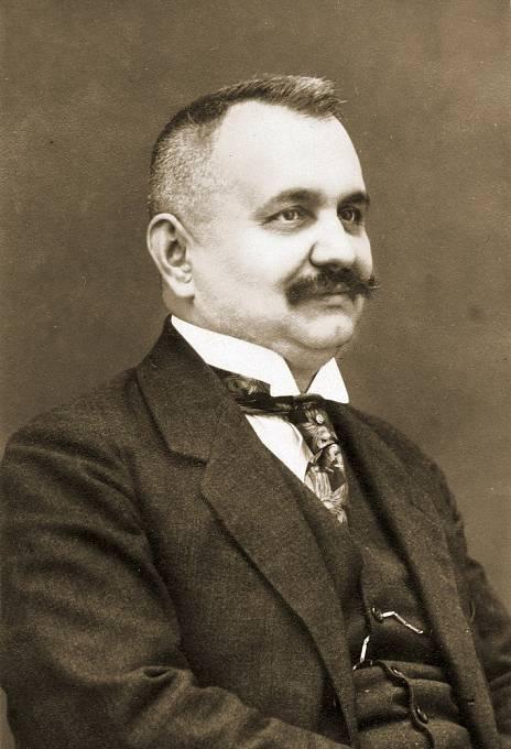 Skutečným pražským policejním radou byl za první republiky Josef Vaňásek.