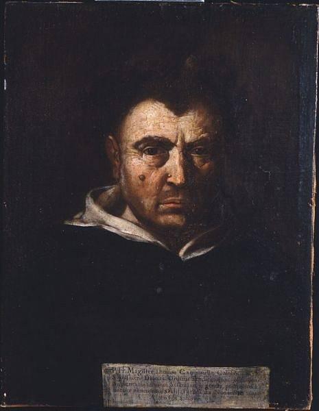 Mnich Tommaso Campanella se domníval, že se Země srazí se Sluncem.