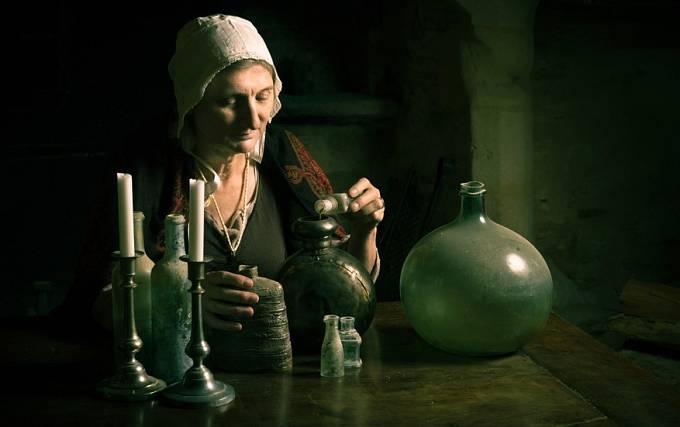 Kosmetické prostředky mohly v dávných dobách zabíjet.