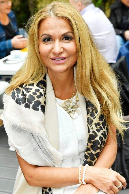Yvetta Blanarovičová hrála čerta.