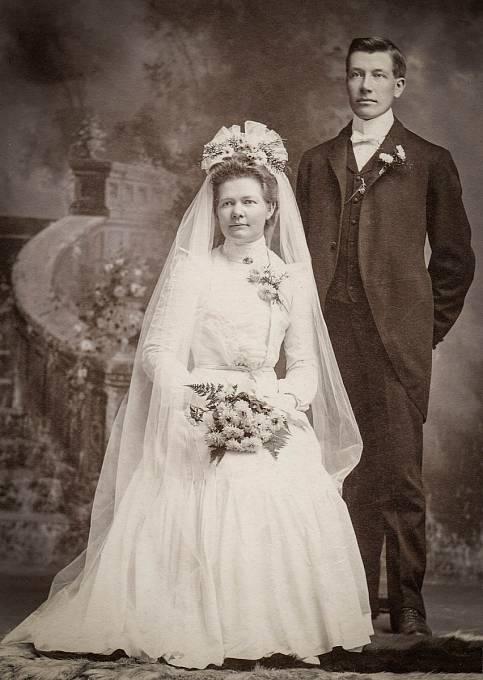 Tehdejší svazky nebyly šťastnější než dnes, jen nedocházelo často k rozvodům.
