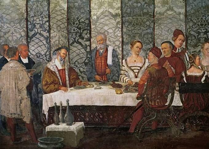 Na stole aristokracie se objevovala i zvěřina.